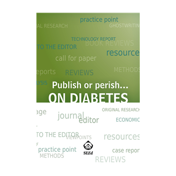 Publish or perish... on diabetes