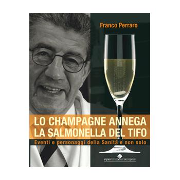 Lo champagne annega la salmonella del tifo